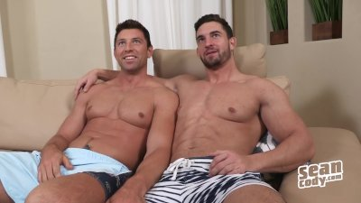 Sean Cody - Joey & Shaw Bareback - Gay Movie
