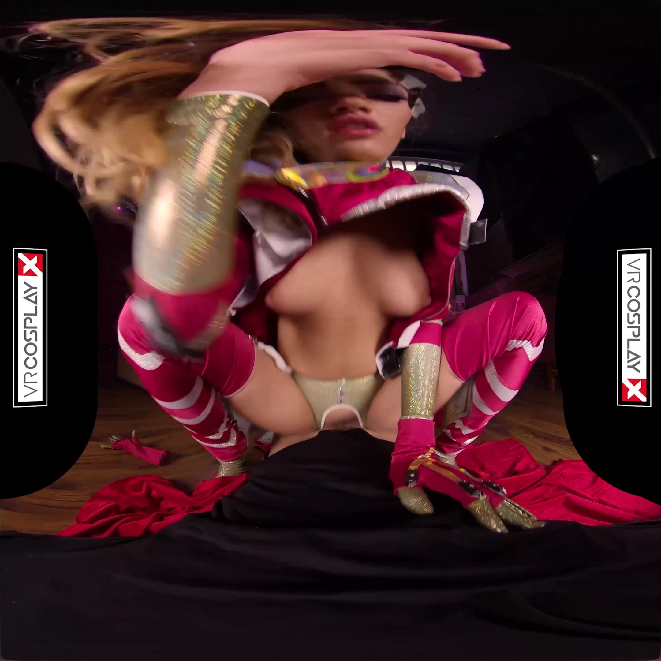 VRCosplayX Cosplay LATINA BABES Compilation In POV Virtual Reality Part 2