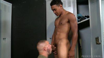 Gay Porn op Gym