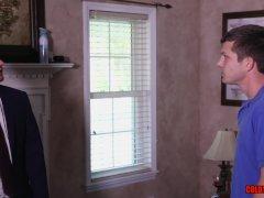 "Mickey Knox Flip Fucks Robin Moore in AHS Parody ""Meet Tate"""