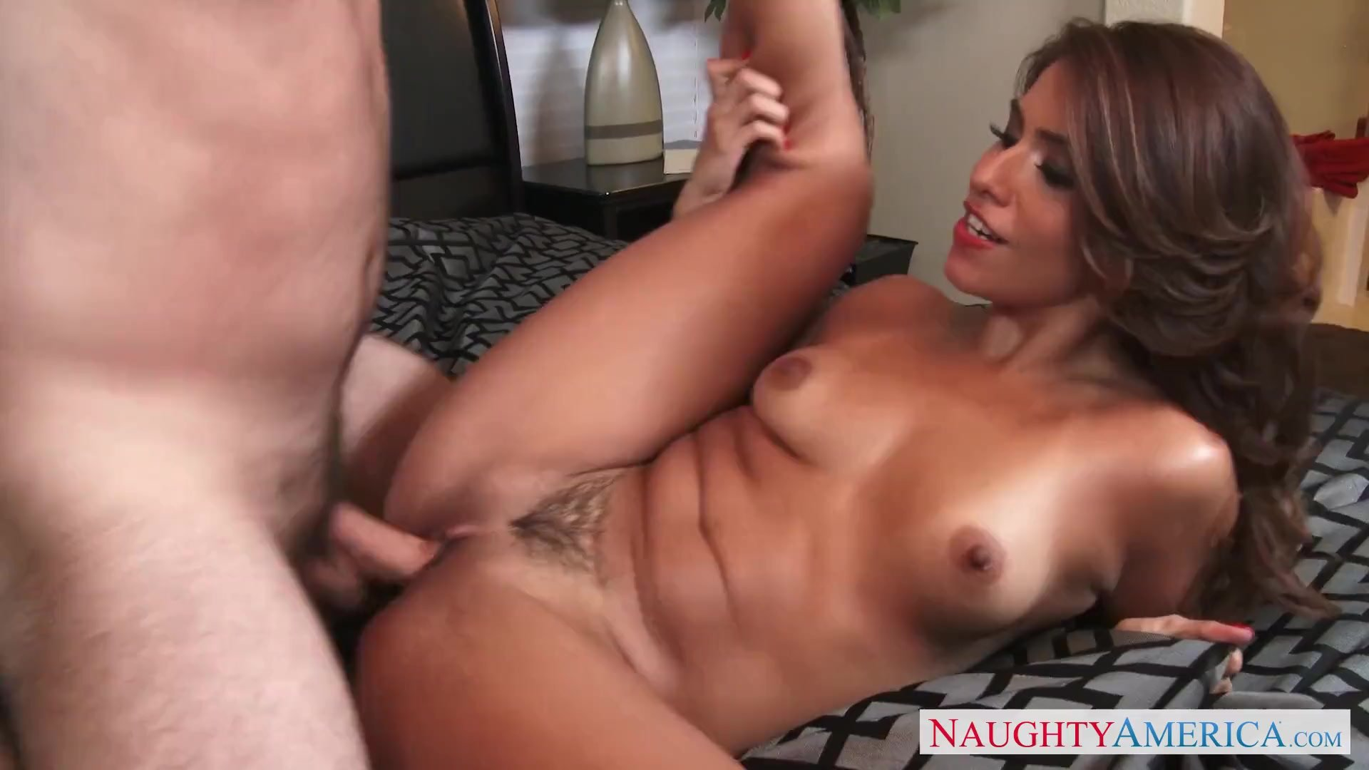 Naughty America - Isabella de Santos fucks her friend's husband