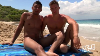 Sean Cody - Puerto Rico Day 3 - Gay Movie