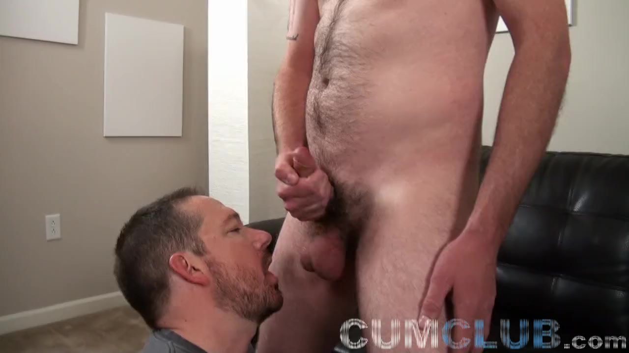 Cum Club: Shoot Your Wad in my Mouth – Uncut Hairy Guy's Cum Swallowed