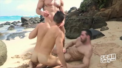 Sean Cody - Puerto Rico Day 2 - Gay Movie