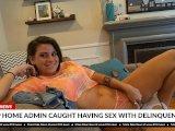 fck news - horny group admin caught having sexPorn Videos