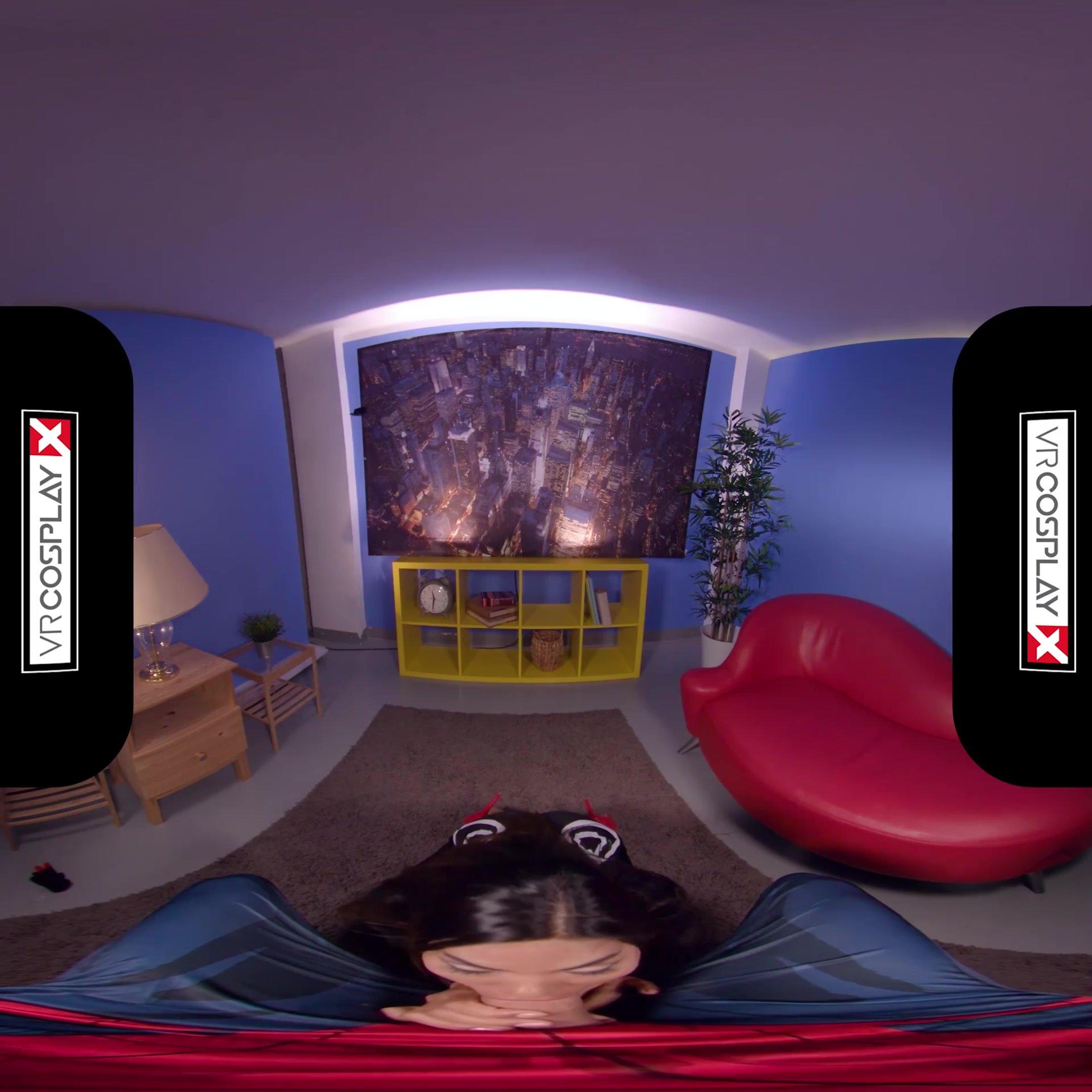 VRCosplayX XXX COMIC Parody Compilation In POV Virtual Reality Part 3