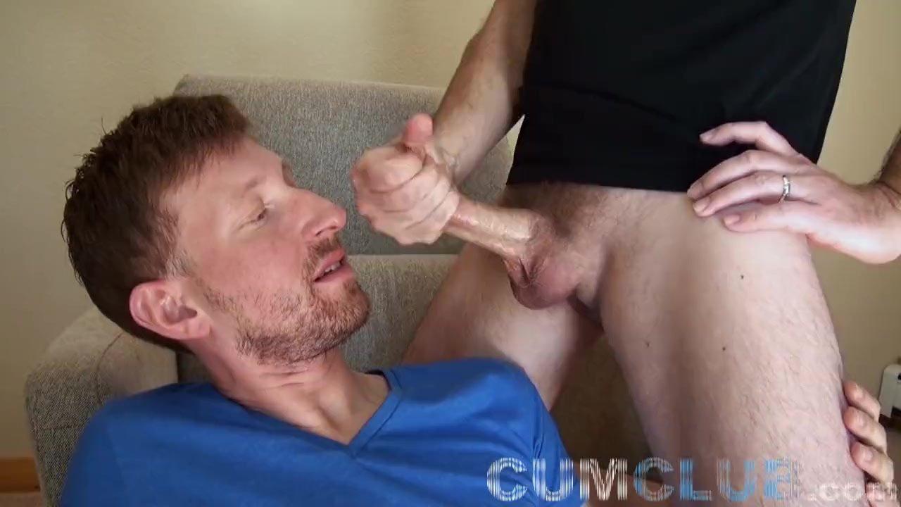 Ginger Hunk Swallows Massive Load of Jizz – Seth Chase Huge Cumshot