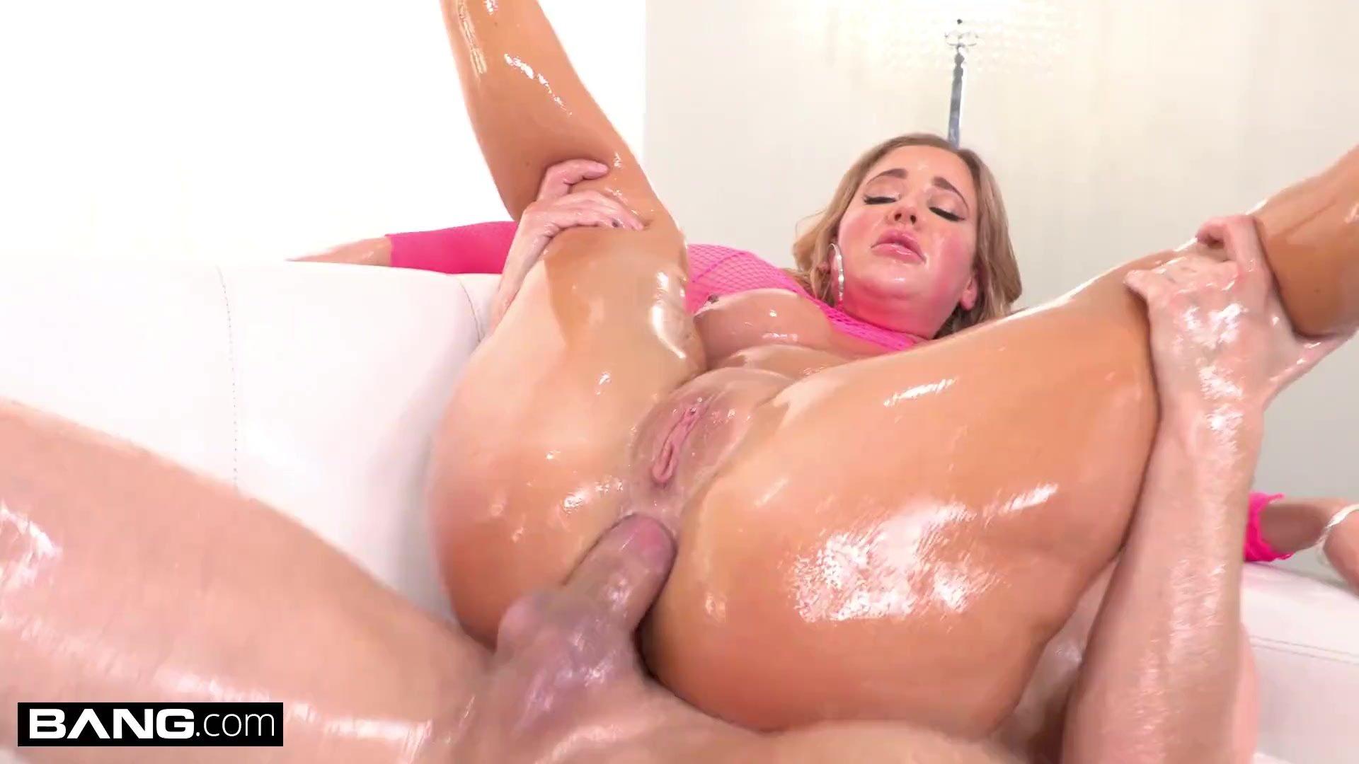 BANG Surprise - Savannah Bond Gets Her Big Ass Fucked Anal