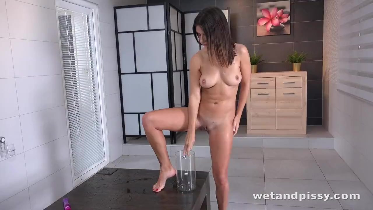 Hot Babe Soaks Herself In Piss Porn Videos Tube8