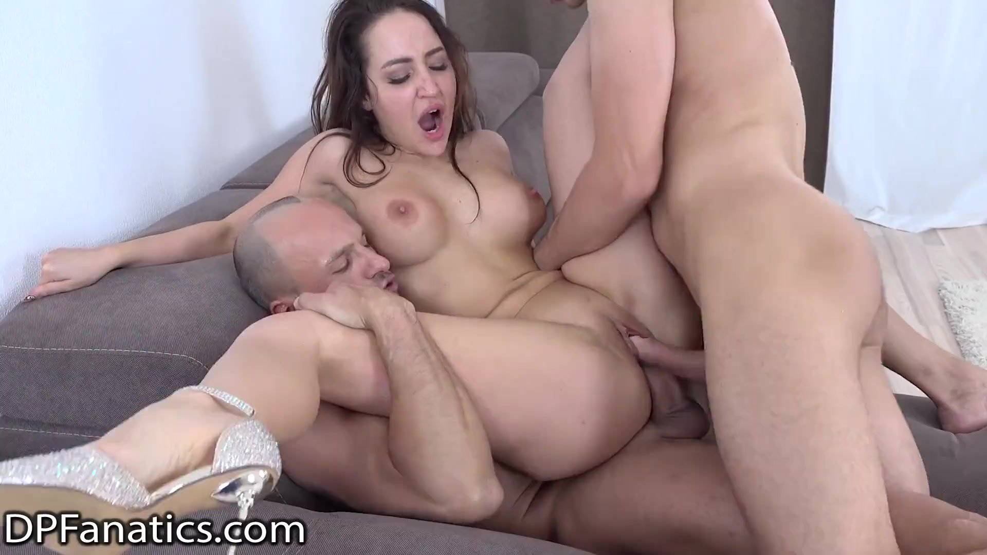 DPFanatics Euro PAWG Natali Ruby Gets Stuffed