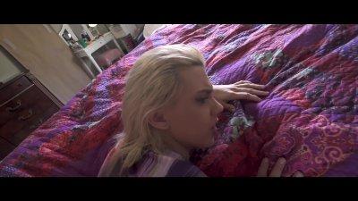 Helping My Blonde Stepmom Get Pregnant Complete Maria Jade