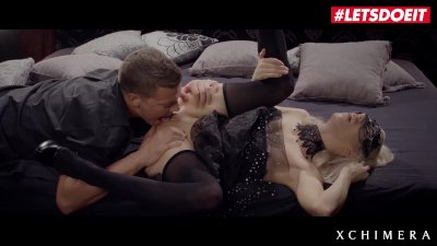 xChimera - Skinny Girl With Big Ass Seduced Her Master For Sex - LETSDOEIT