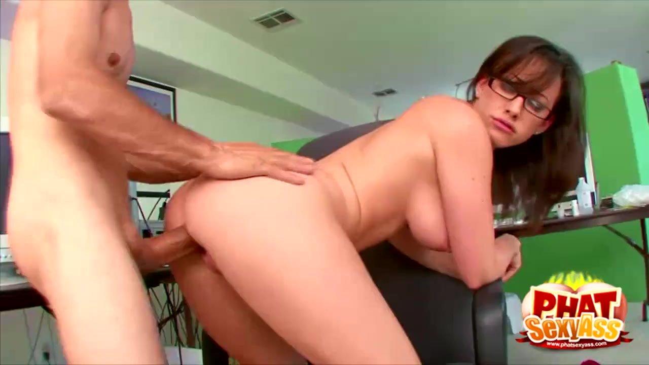 Babe/work fantasy/and ass white busty jennifer