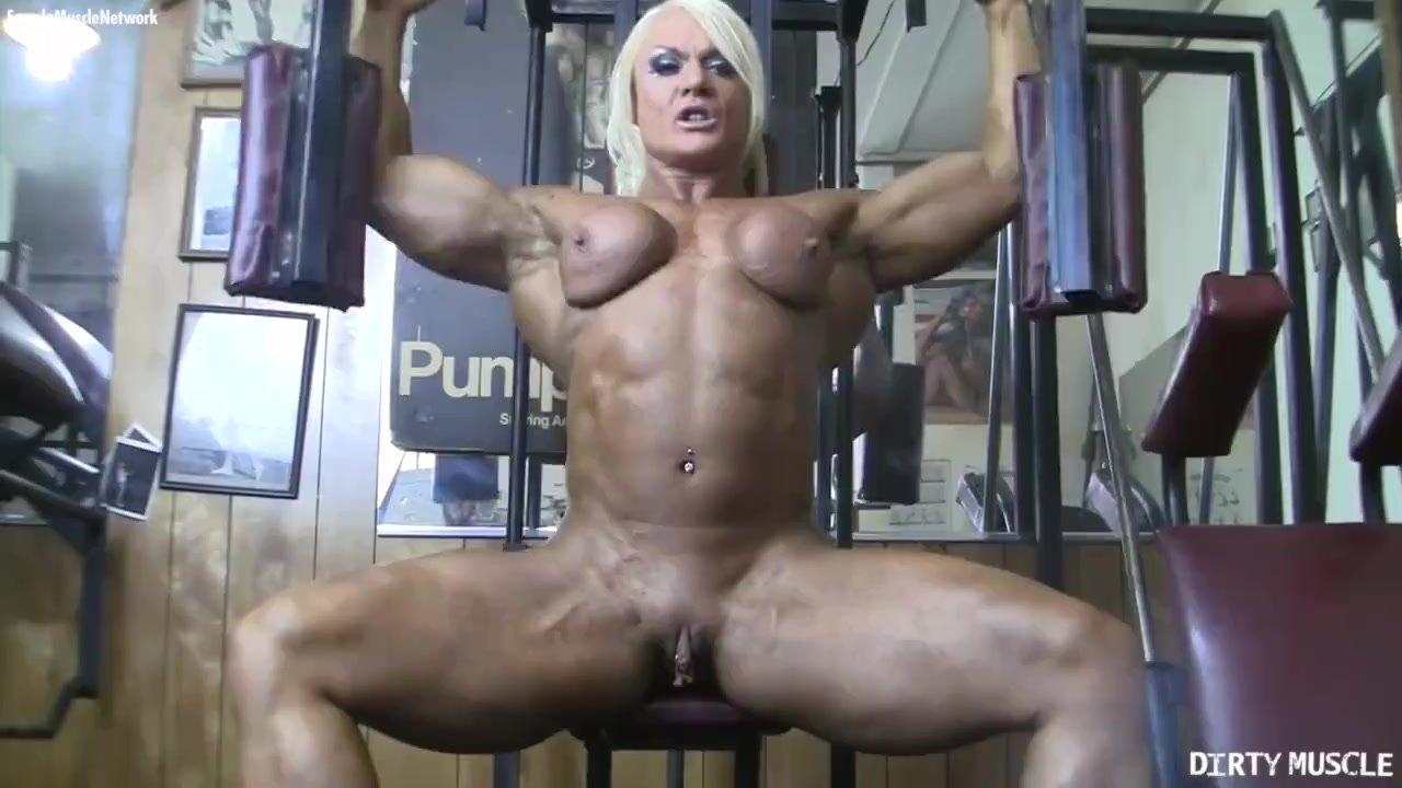 Finest Nude Women Bodybuilders Tumblr Pictures