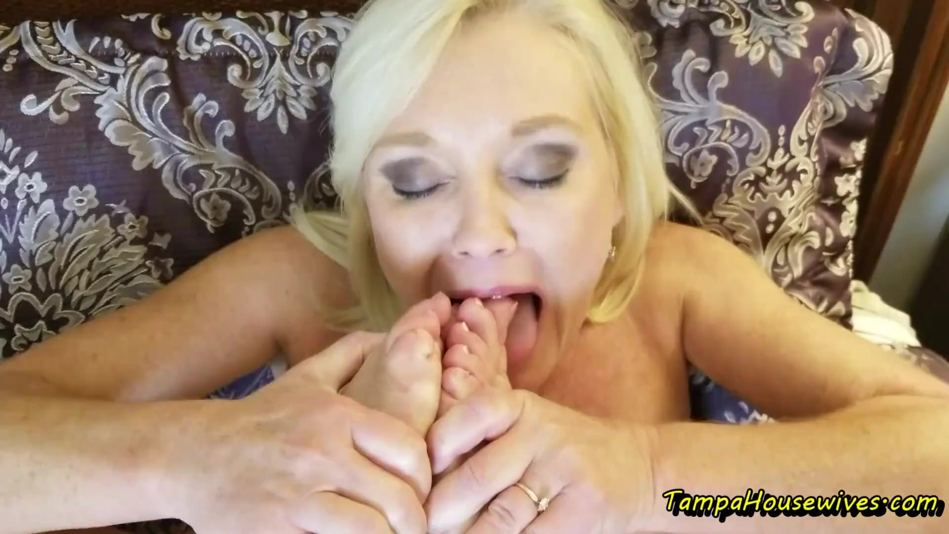 Some Horny Housewives Know How to Enjoy Themselves