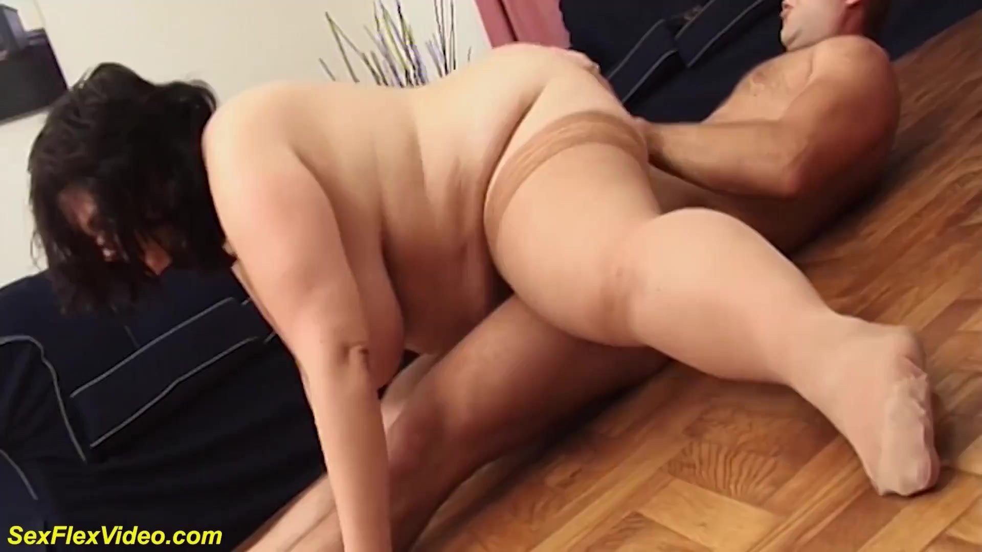 flexi sex with my bbw stepsister