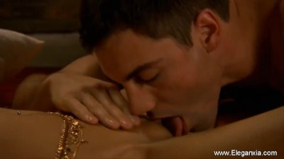 Tantra Couple Really In Love Together