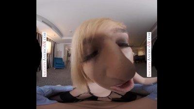 Naughty America - Kate England Fucks you in VR