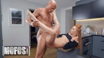 MOFOS - Naughty Babe Mia Bandini Getting Her Ass Pounded