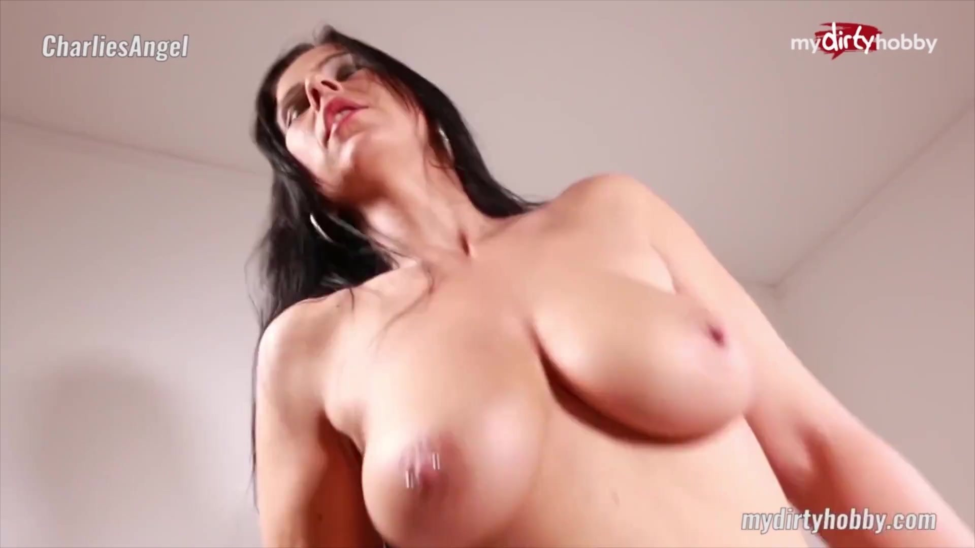 Pierced pussy/big natural tits/and sexy rides pierced