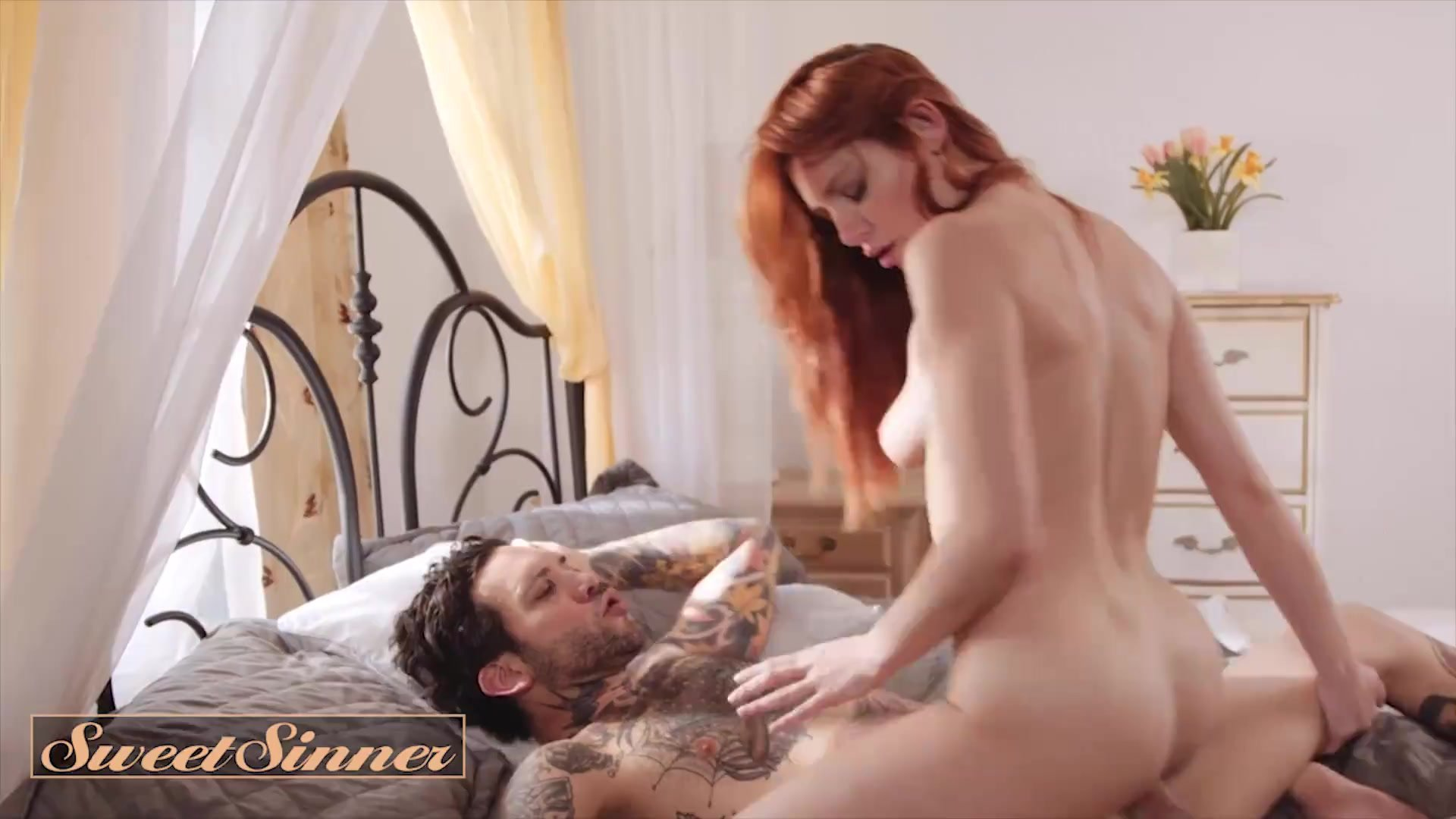 SweetSinner - Lacy Lennon's New Step Bro Knows How To Make Her Cum