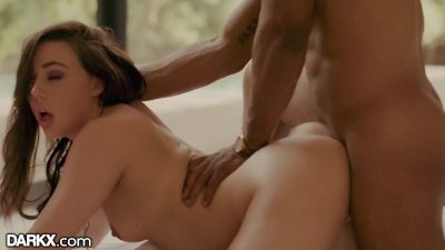 DarkX - Whitney Wright Can't Get Enough Of Her Man's Dick