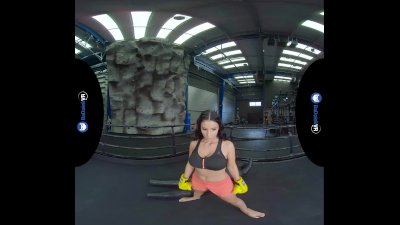 Fucking Busty Babe Nelly Kent In The Boxing Ring
