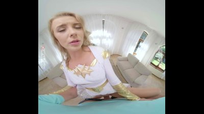 Petite Blonde Eyla Moore As STARLIGHT Gets Your Dick In THE BOYS A XXX