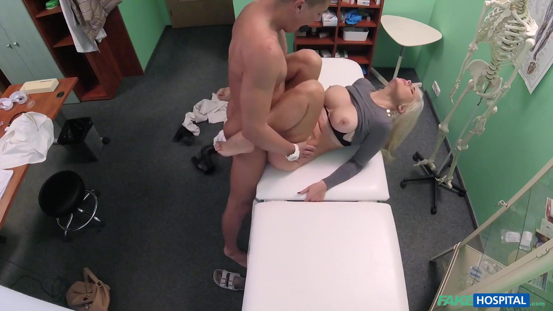 Fake Hospital The Best of Fake Hospital Volume 2 Big tits and Blondes
